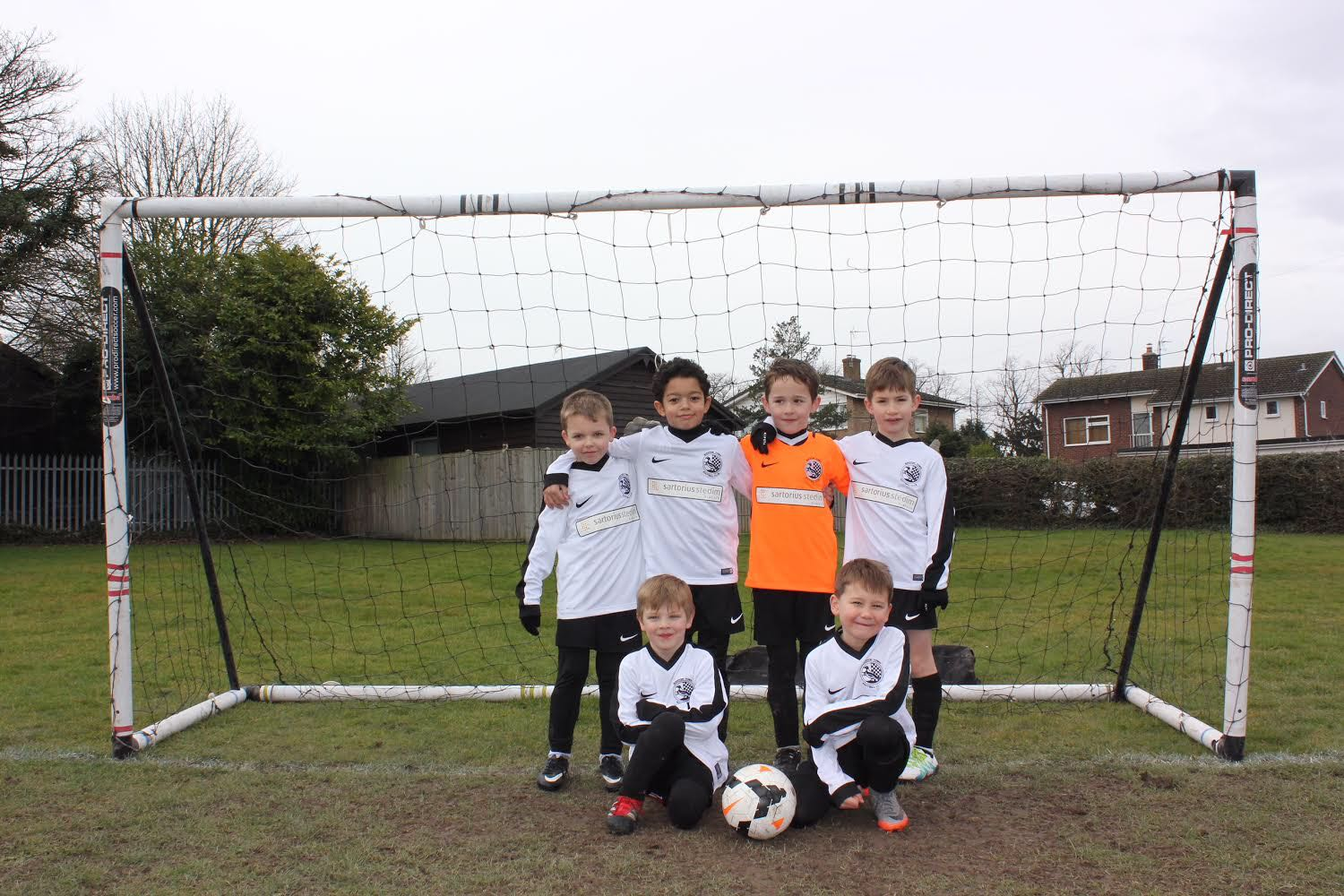 The under 7's